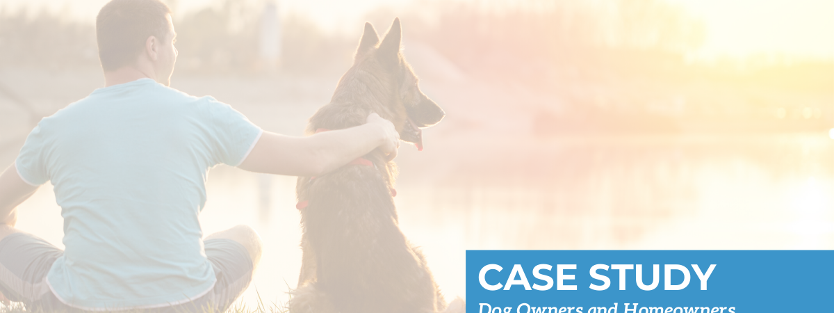 Case Study | Dog Owners and Homeowners Insurance